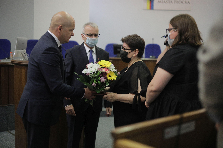 Córka Tomasza Kolczyńskiego: dziękujemy za docenienie pracy naszego taty - Zdjęcie główne