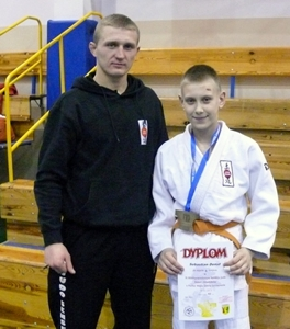 Płockie medale na tatami w Łazach - Zdjęcie główne