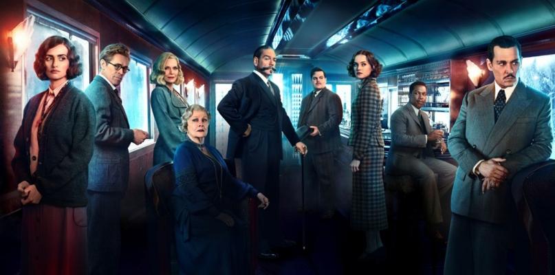 """Hit czy gniot? Kasia Szczucka ocenia """"Morderstwo w Orient Expressie"""" - Zdjęcie główne"""