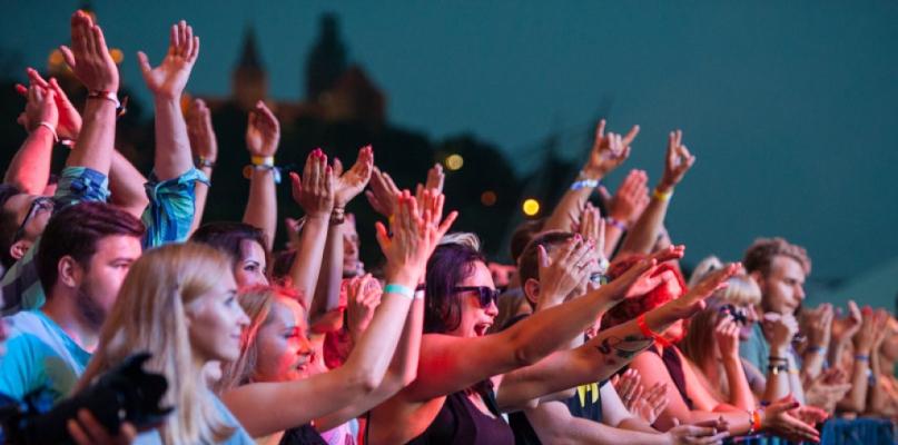 Tłumy na Audioriver. Jak policja ocenia festiwal? - Zdjęcie główne