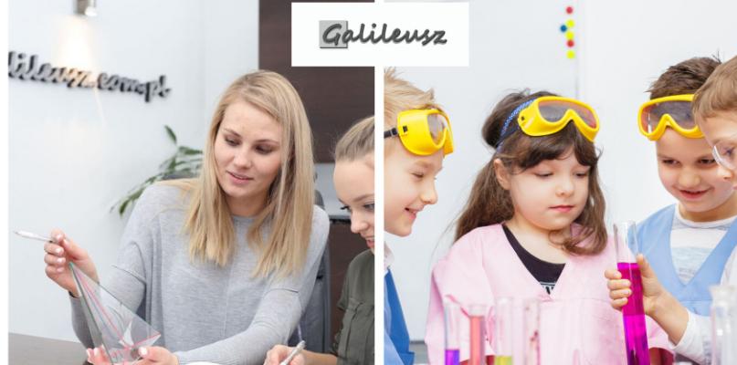 G A L I L E U S Z – od przedszkolaka do maturzysty - Zdjęcie główne