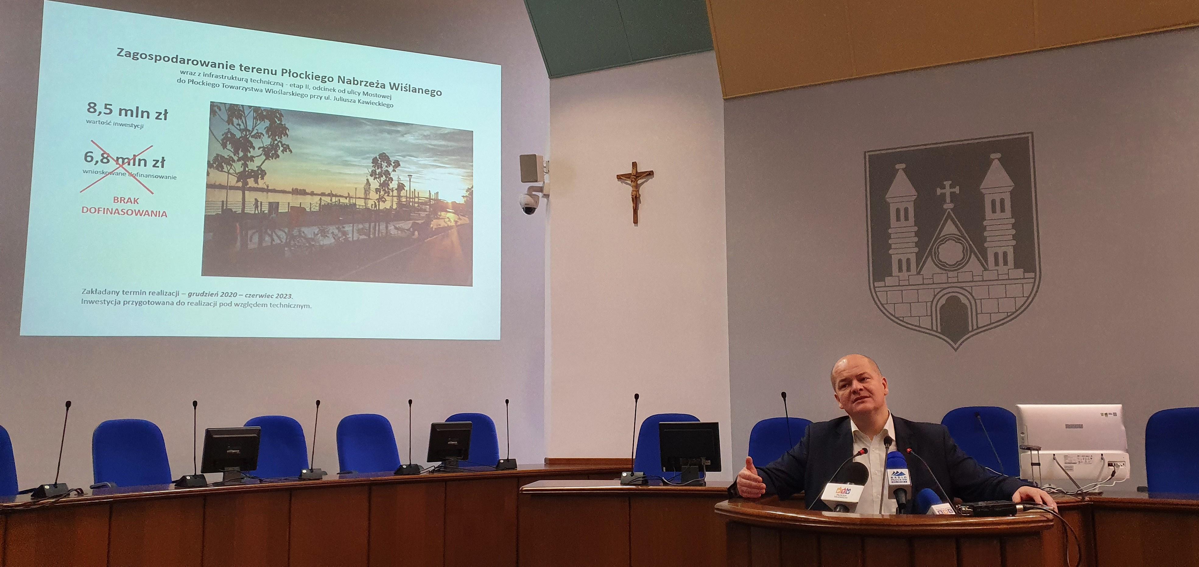 Płock nie dostał pieniędzy z Rządowego Funduszu Inwestycji Lokalnych - Zdjęcie główne