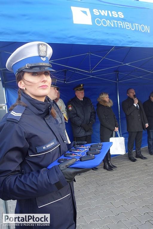 Policja otrzymała nowe radiowozy - Zdjęcie główne