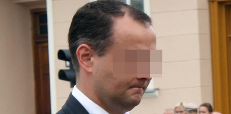 Znamy decyzję sądu w sprawie zatrzymanego byłego senatora Eryka S. - Zdjęcie główne