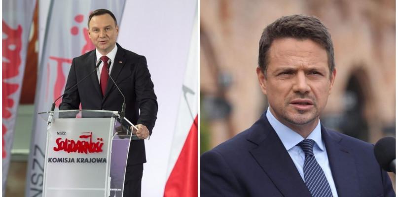 Andrzej Duda wygrywa I turę. W II zmierzy się Rafałem Trzaskowskim - Zdjęcie główne