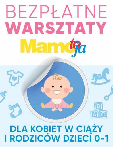 """Warsztaty """"Mamo to ja!"""" wkrótce w Płocku! - Zdjęcie główne"""
