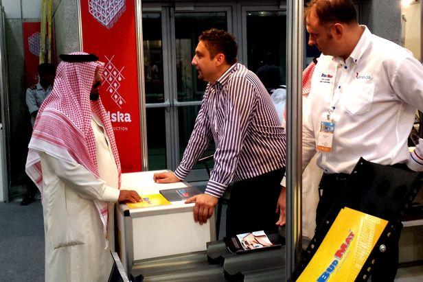Budmat ruszy na podbój rynku arabskiego? - Zdjęcie główne