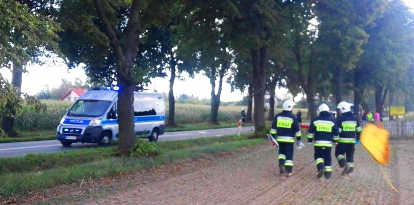 Trzy osoby ranne w wypadkach. Dwoje poszkodowanych to rowerzyści  - Zdjęcie główne