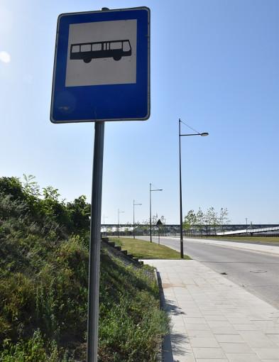 Wkrótce dojedziemy autobusem z centrum Płocka na nabrzeże - Zdjęcie główne