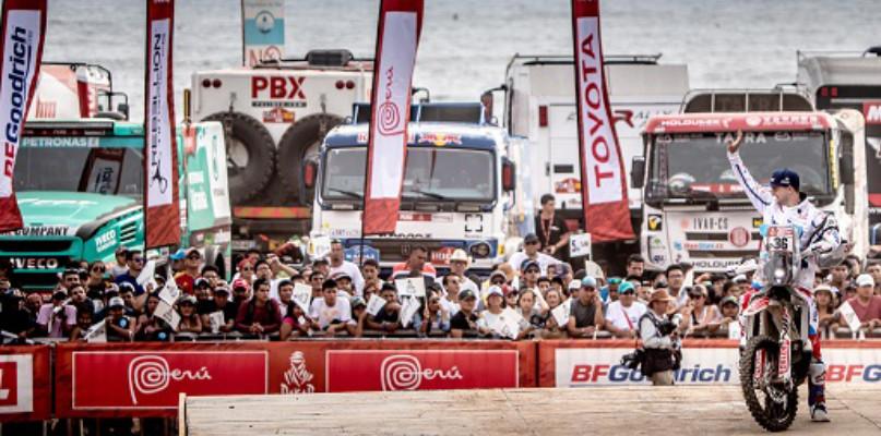Wystartował Dakar 2019–ORLEN Team po oficjalnej ceremonii otwarcia rajdu - Zdjęcie główne