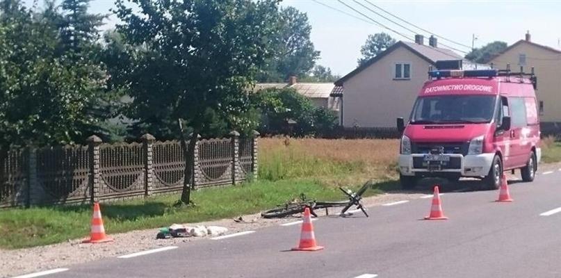 Potrącił rowerzystę, po czym odjechał z miejsca zdarzenia - Zdjęcie główne