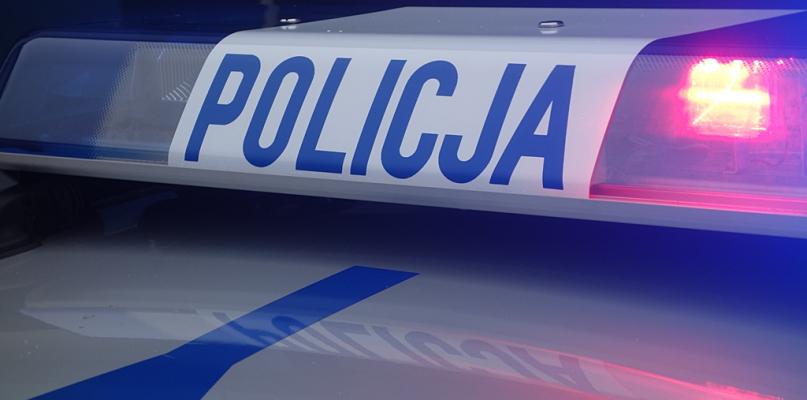 Policjanci złapali wandala na gorącym uczynku - Zdjęcie główne