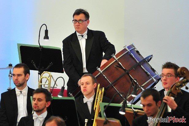 Dyrektor orkiestry wyjechał do Olsztyna - Zdjęcie główne