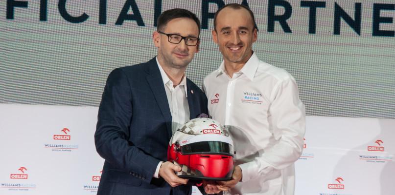 Kubica odchodzi z Williamsa. Orlen: Zamierzamy pozostać w Formule 1 - Zdjęcie główne