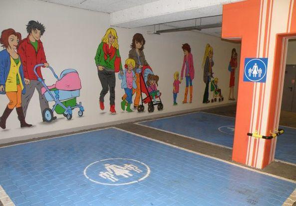 Przyjaźniejsze parkingi w Galerii Wisła - Zdjęcie główne