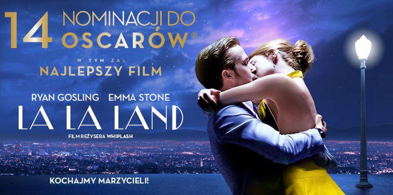 """Hit czy gniot? Kasia Szczucka ocenia film """"La La Land"""" - Zdjęcie główne"""