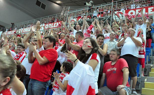 Polacy dwa sety od pełni szczęścia [FOTO] - Zdjęcie główne