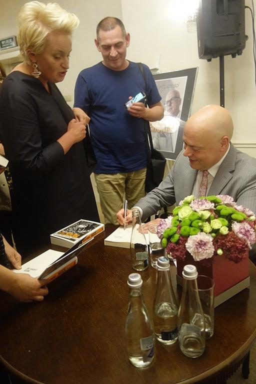Spotkanie z Markiem Krajewskim - Zdjęcie główne
