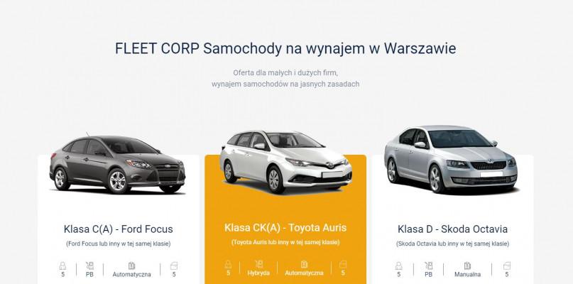 Wizyta w Warszawie: dlaczego warto skorzystać z wypożyczalni samochodów? - Zdjęcie główne