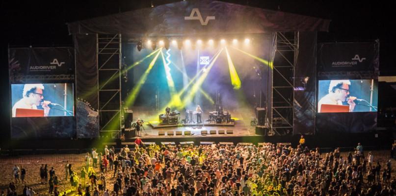 Audioriver potwierdził kolejnych artystów, którzy latem zawitają do Płocka - Zdjęcie główne
