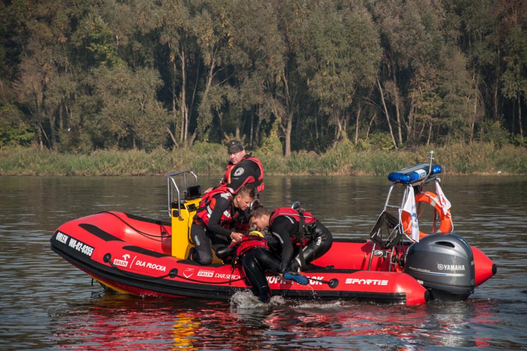 WOPR-owcy mają nową łódź - Zdjęcie główne