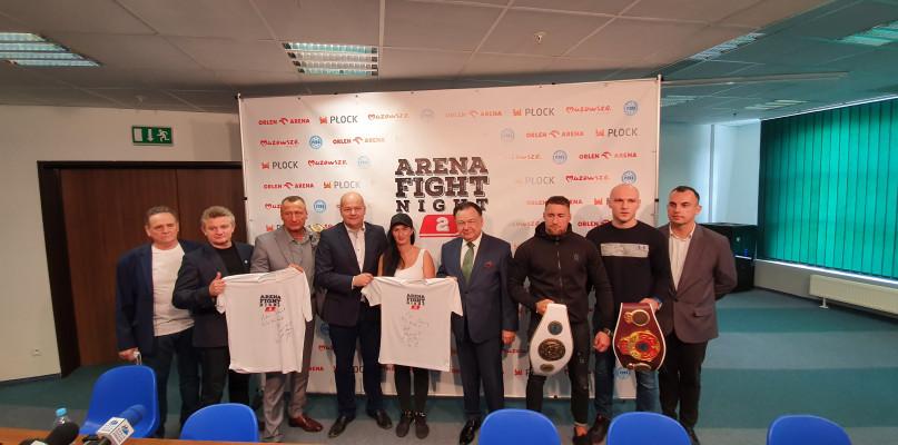 Gala sportów walki w Orlen Arenie. Z kibicami lub bez  - Zdjęcie główne