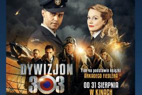 """""""Dywizjon 303. Historia prawdziwa"""" na ekranach kin Helios! - Zdjęcie główne"""