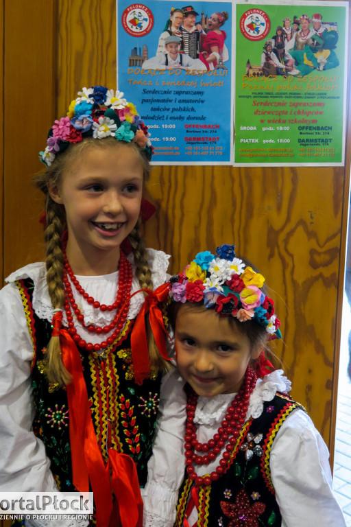 Dzieci Płocka w Strasburgu i Darmstadt - Zdjęcie główne