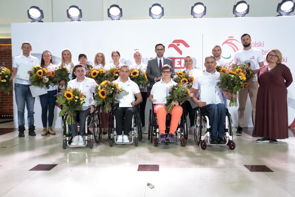 Przywieźli do Polski 25 medali. Koncern podziękował paraolimpijczykom  - Zdjęcie główne