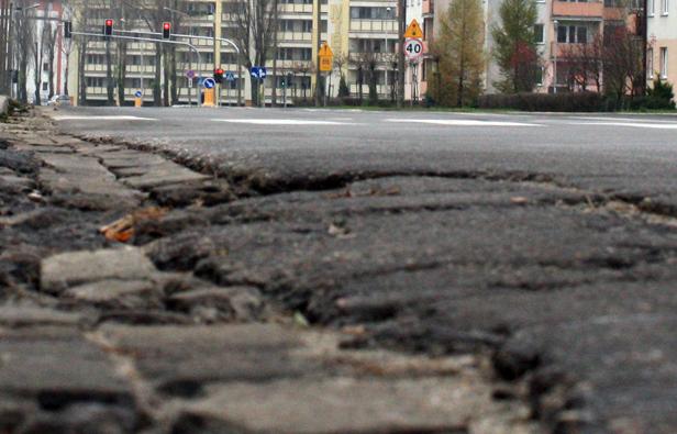 Będzie remont głównej ulicy Podolszyc - Zdjęcie główne