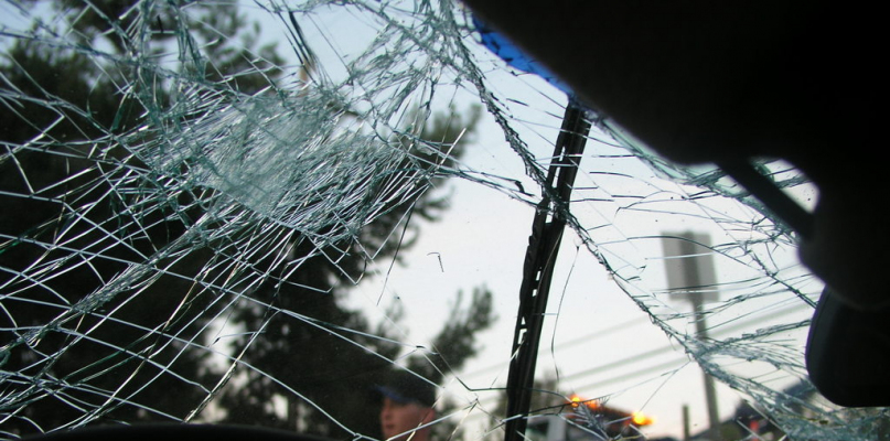 Ranny kierowca w wypadku z udziałem ciągnika - Zdjęcie główne