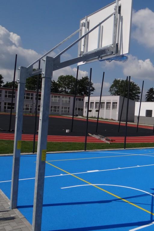 Remontowane boisko przy SP 12 - Zdjęcie główne