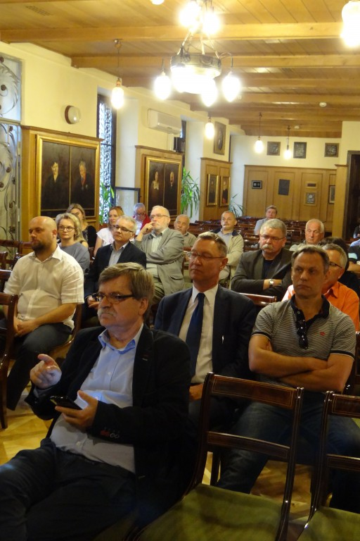 Spotkanie Klubu Obywatelskiego - Zdjęcie główne