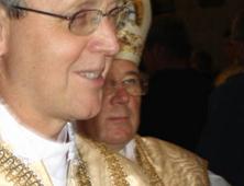 Nóż w plecy biskupa płockiego. Od biskupa   - Zdjęcie główne