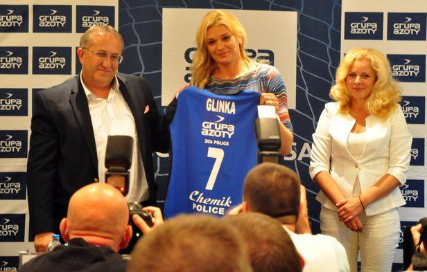Maggie Glinka podpisała kontrakt w Płocku - Zdjęcie główne