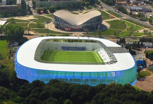 Nowy stadion. Oto jaki będzie [FOTO] - Zdjęcie główne