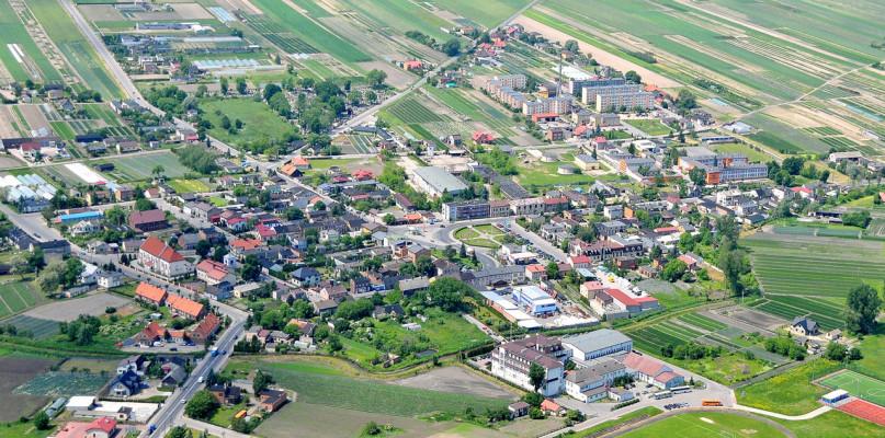 Wsie chcą być miastami. Wśród nich te z dawnego województwa płockiego - Zdjęcie główne