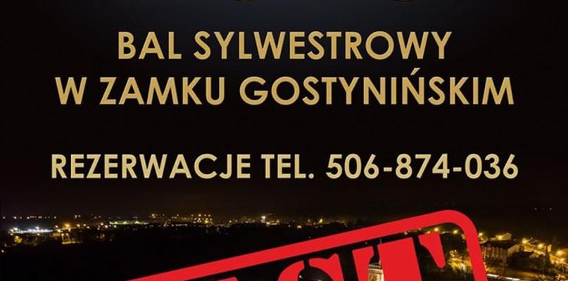 Sylwester Zamek Gostynin - Zdjęcie główne