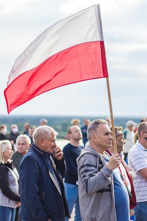 Patryk Jaki i wiec PiS w Płocku - Zdjęcie główne