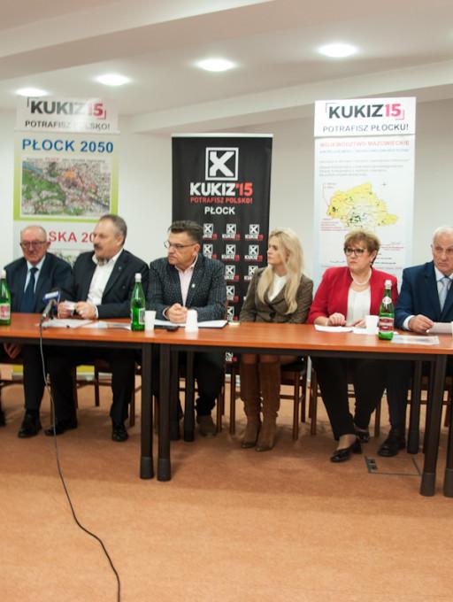 Konferencja KUKIZ'15 - Zdjęcie główne