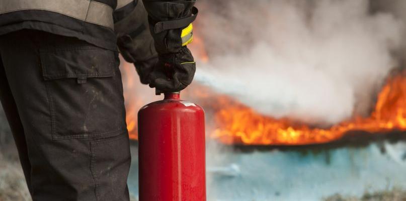 Był wielki pożar. Olewnik zapowiada budowę nowego zakładu - Zdjęcie główne