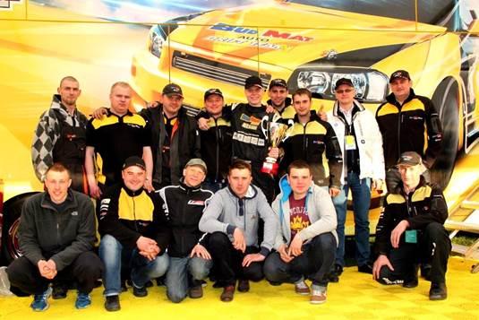 Płocki drifter zaczął sezon od zwycięstwa - Zdjęcie główne