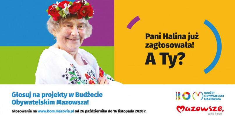 Ostatnie dni głosowania w Budżecie Obywatelskim Mazowsza - Zdjęcie główne