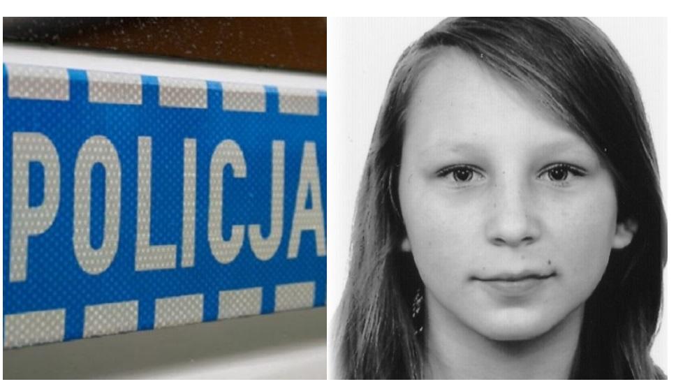 Zaginęła 17-letnia Oliwia. Ostatni raz była widziana tydzień temu - Zdjęcie główne