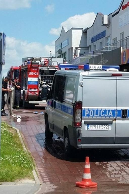 Wozy strażackie na Podolszycach - Zdjęcie główne