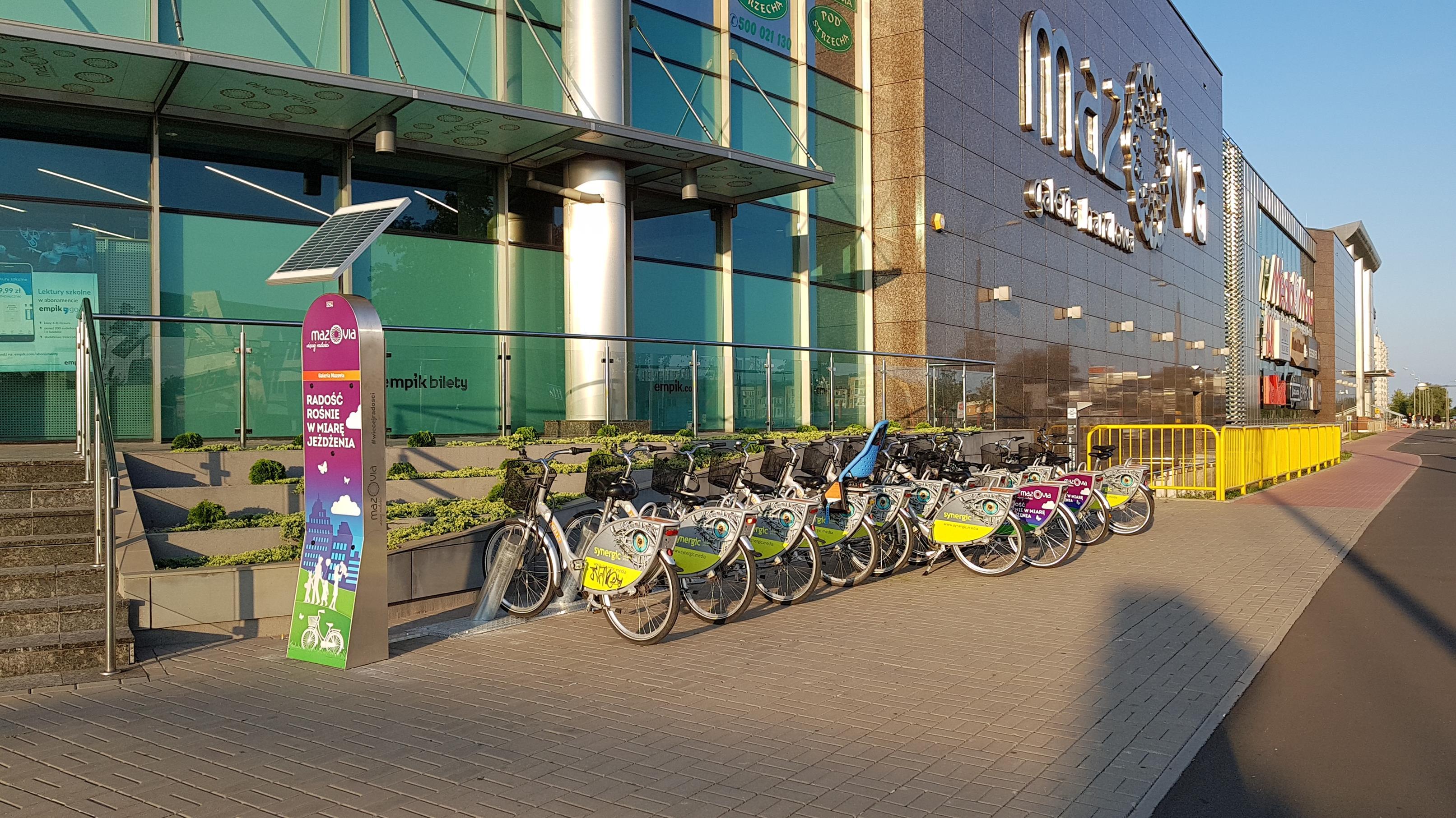 Umowa na rower miejski podpisana. A co jeśli wrócą obostrzenia?  - Zdjęcie główne