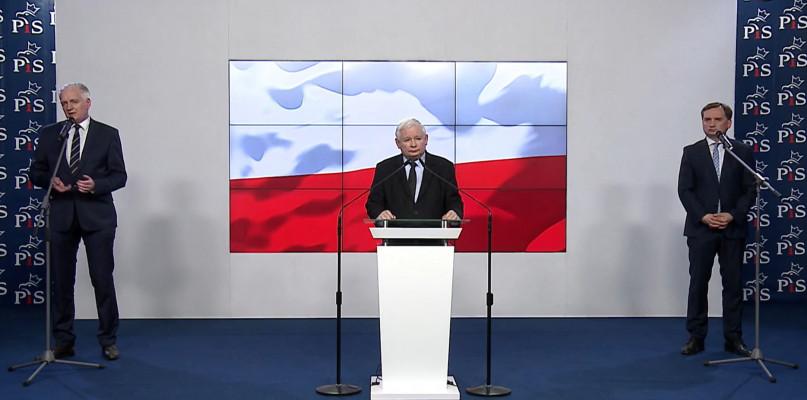 Jarosław Kaczyński: wybory będą przeprowadzone. PiS chce wyborów za miesiąc - Zdjęcie główne