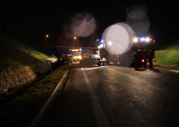 Zmarła piąta ofiara wypadku  - Zdjęcie główne
