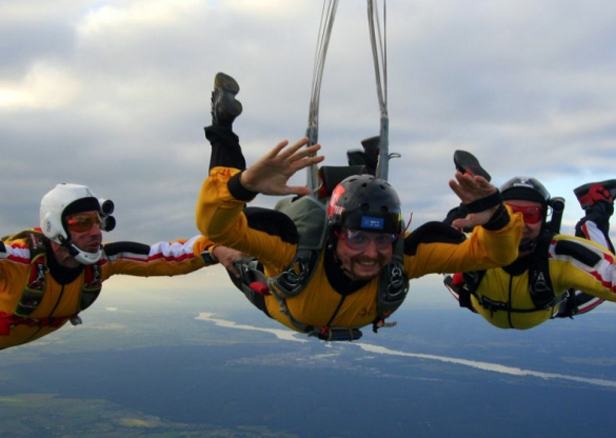 Czy odważysz się skoczyć ze spadochronem? - Zdjęcie główne