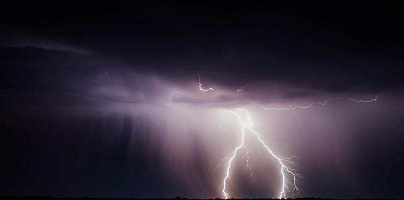 Pogoda może się gwałtownie zmienić. Ostrzeżenie o burzach z gradem - Zdjęcie główne